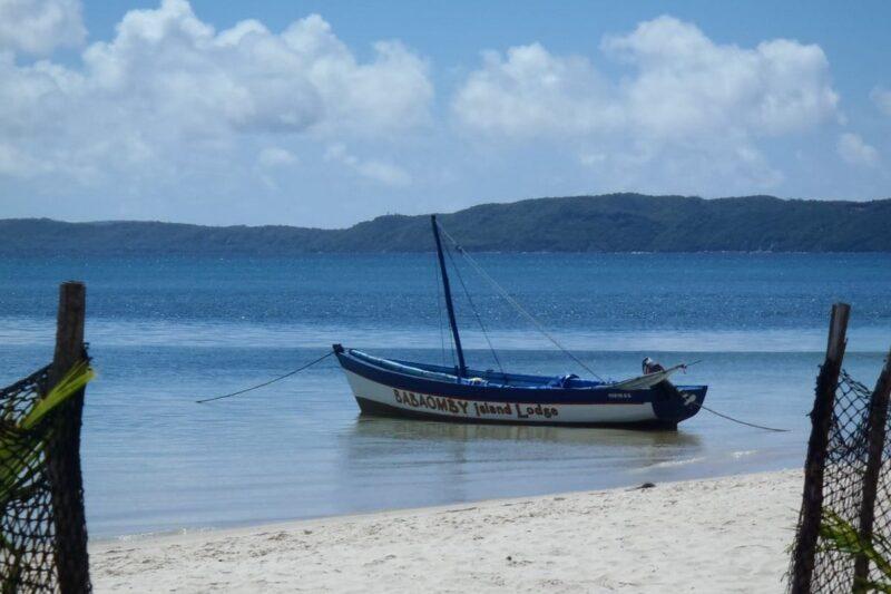 bateau babaomby island lodge diego suarez