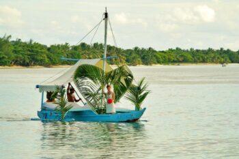 bateau princesse bora lodge spa sainte marie