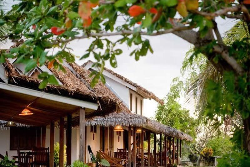 Hotel Belvedere w Nosy Be - Madagaskar