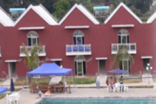 Bezanozano Hotel w Moramanga - Madagaskar