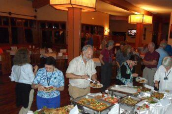 buffet andasibe hotel