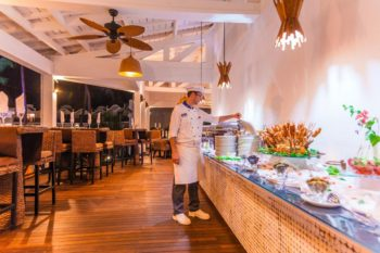 buffet royal beach hotel et spa nosy be