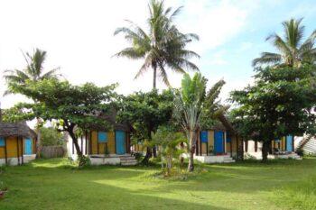 bungalow au gentil pecheur foulpointe tamatave