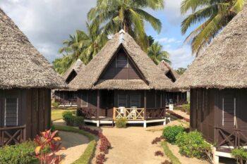 bungalow famille manda beach hotel foulpointe tamatave
