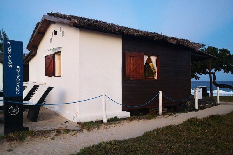 bungalow riake resort villa sainte marie