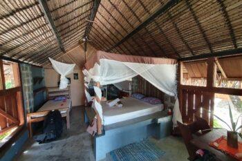bungalow sambatra beach lodge sainte marie