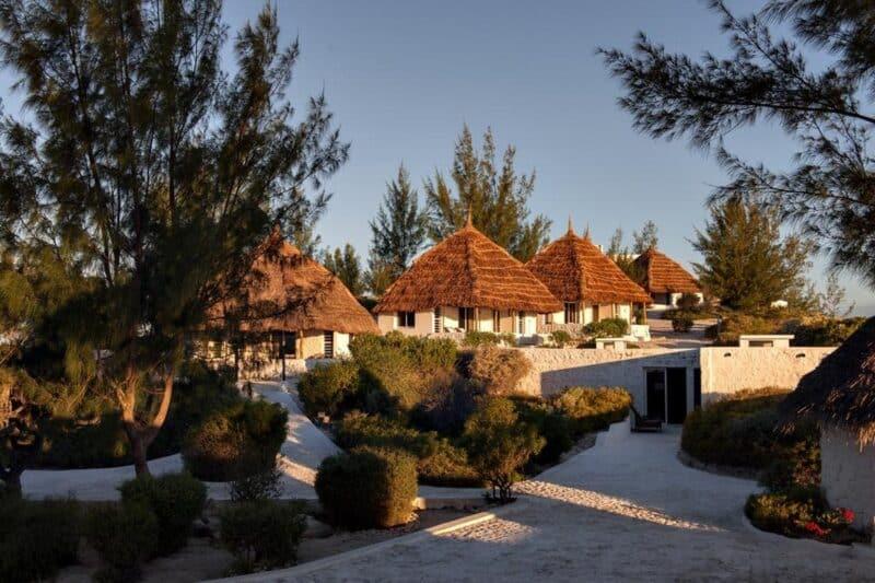 bungalows dune salary bay hotel tulear