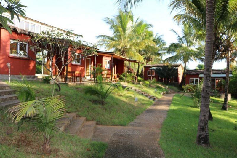 bungalows hotel de la baie antsiranana diego suarez