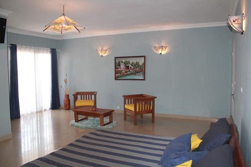 Cameleon hotel à Ivato - Antananarivo