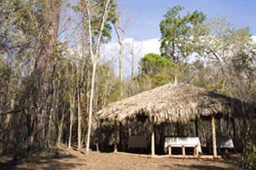 Camp amoureux à Morondava - Madagascar