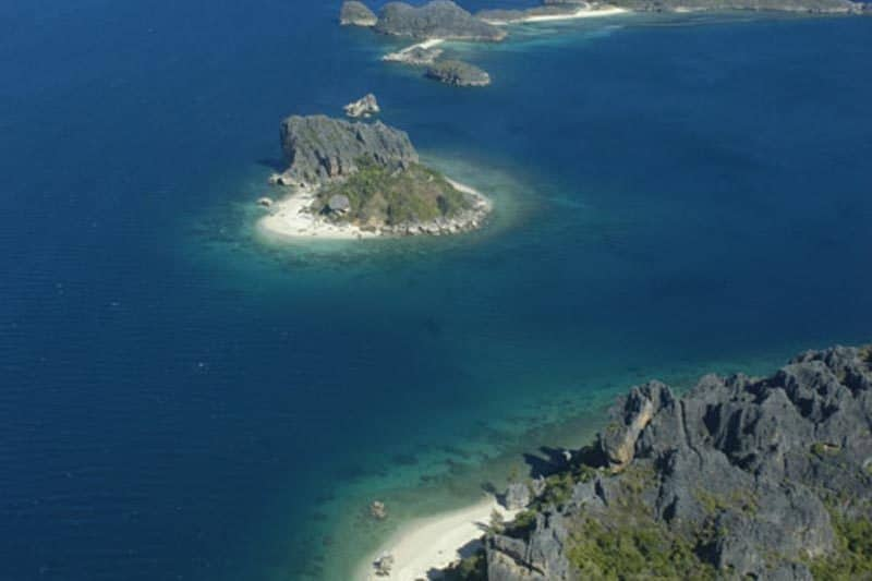 Camp corail à Diego-Suarez - Madagascar