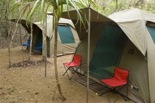 Camp Tattersali hôtel à Vohemar - Madagascar