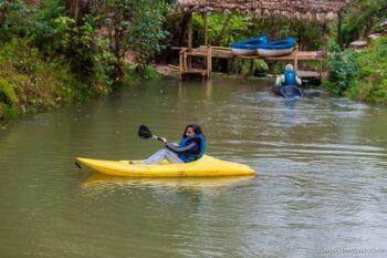 canoe kayak andasibe hotel