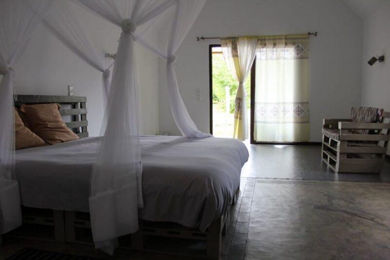 chambre confort grace lodge andasibe