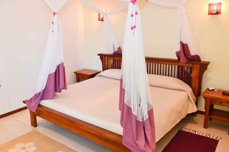 chambre double hotel le dauphin tolanaro fort dauphin