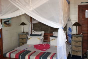 chambre double residence eden ecolodge saint augustin tulear