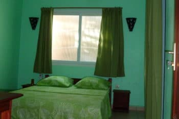 chambre double residence kathyly antsiranana diego suarez