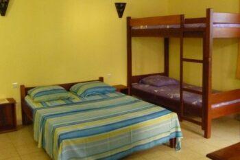 chambre et lit enfants residence kathyly antsiranana diego suarez