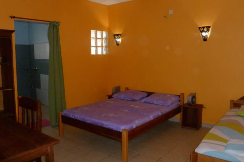chambre famille residence kathyly antsiranana diego suarez