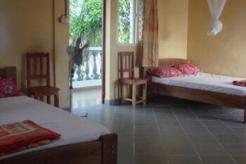 chambre hotel kenji vatomandry
