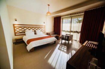 chambre hotel le royal palace antsirabe