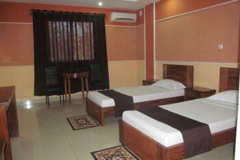 chambre hotel melville tamatave toamasina