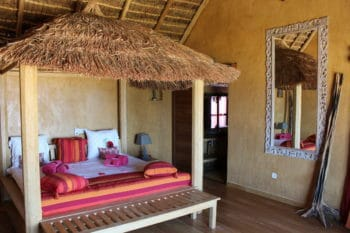 chambre suite residence eden ecolodge saint augustin tulear