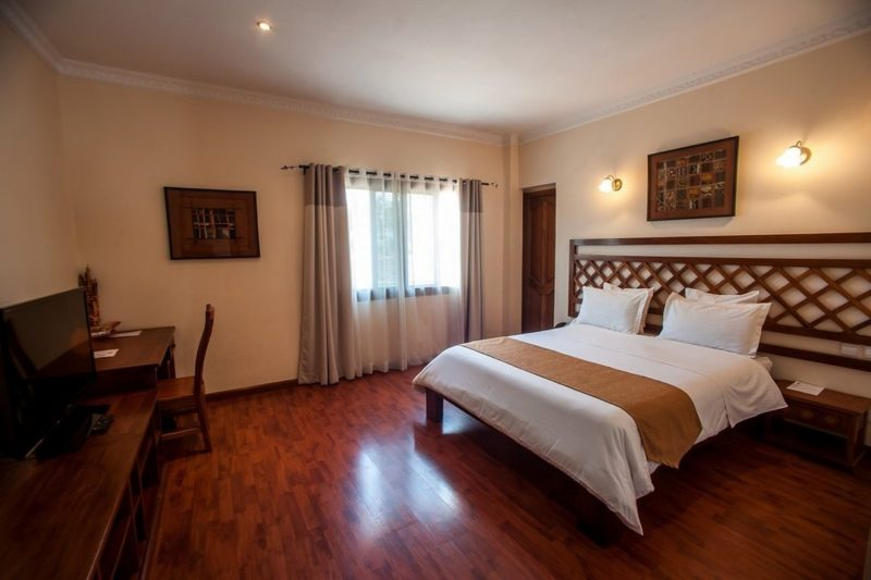 chambre superieure hotel le royal palace antsirabe