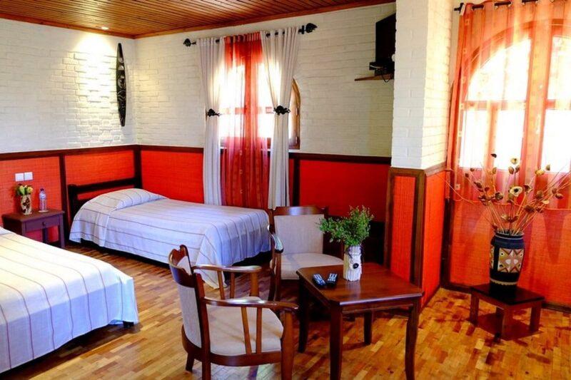 chambre triple chambres du voyageur antsirabe
