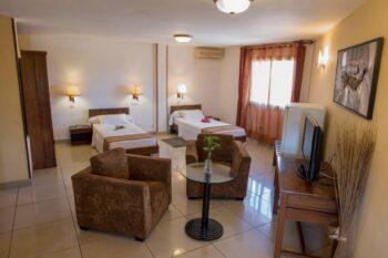 chambre twin java hotel tamatave toamasina