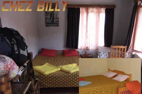 Chez billy à Antsirabe - Madagascar
