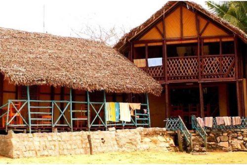 Chez leontine à Nosy Komba - Madagascar
