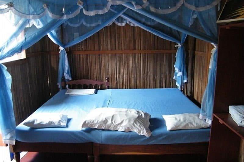 At Madame Madio's in Nosy Komba - Madagascar