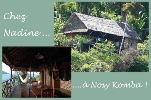 Chez nadine in Nosy Be - Madagascar