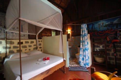Chez nirina in Nosy Be - Madagascar