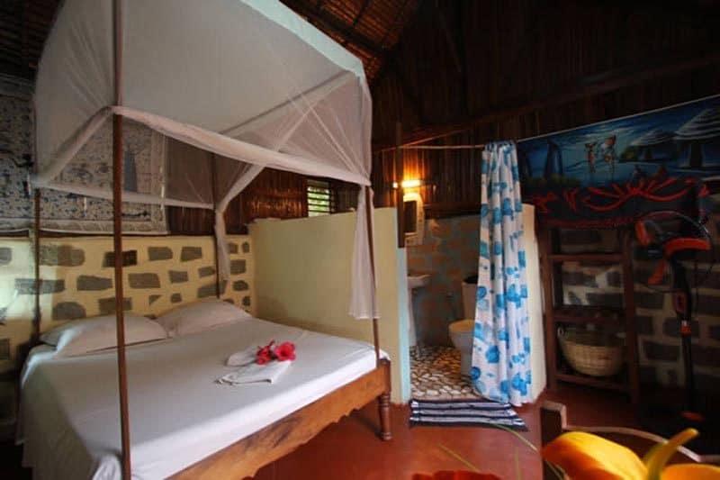 Chez nirina à Nosy Be - Madagascar