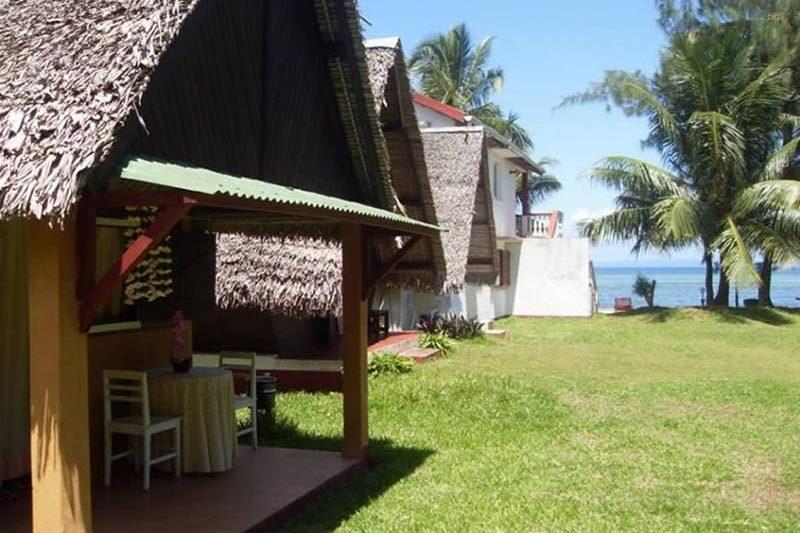 Chez Pierrot à Sainte-Marie - Madagascar