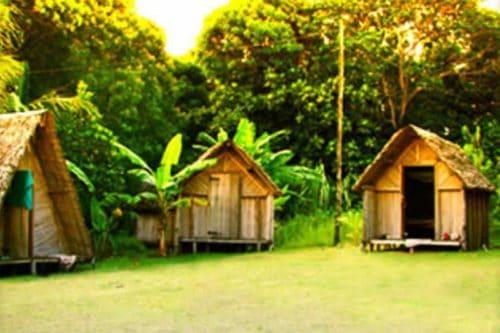 Chez Pisca w Sainte-Marie - Madagaskar