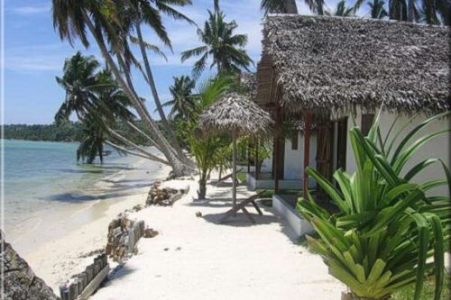 Club Paradise in Sainte-Marie - Madagascar