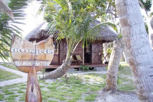 Coco Lodge Hotel in Sainte-Marie - Madagascar