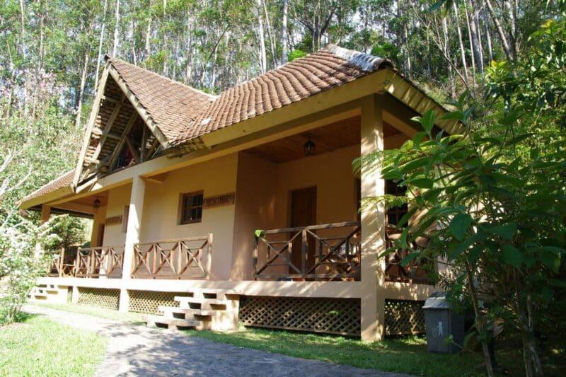 cottage vakona forest lodge andasibe