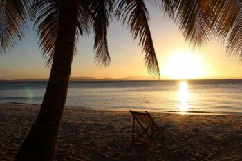 coucher soleil hotel lakana ramena antsiranana diego