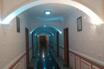 couloir hotel melville tamatave toamasina