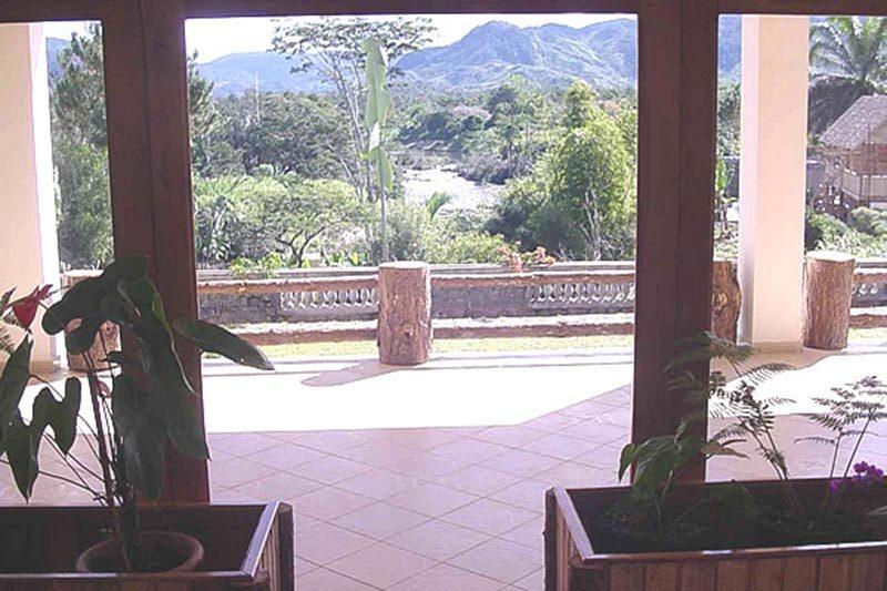 Cristo hotel à Antsirabe - Madagascar