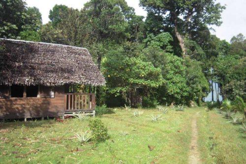 Ecolodge Chez Arol w Maroantsetra - Madagaskar