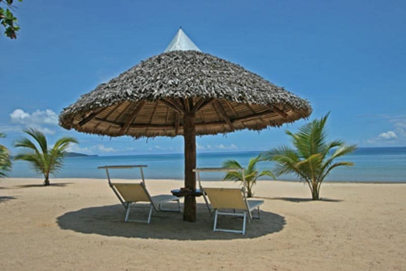 Eden Lodge in Nosy Be - Madagascar