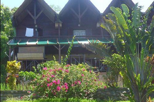 Eden residence in Nosy Be - Madagascar