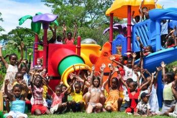 enfants andilana beach resort nosy be
