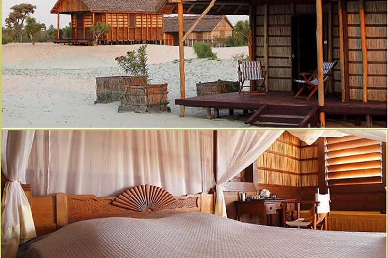 Hotel Entremer w Morondava - Madagaskar