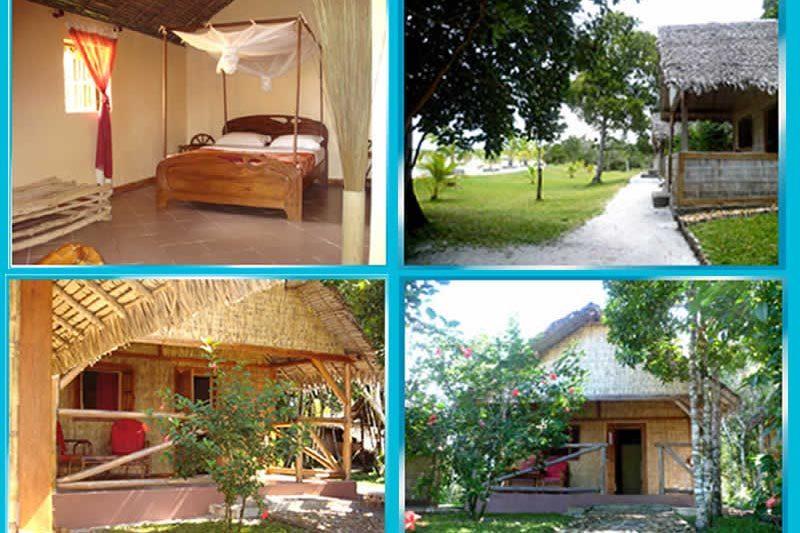 Fantasia village à Akanin'ny Nofy - Madagascar